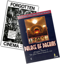 Palace of Dreams & Forgotten Cinema